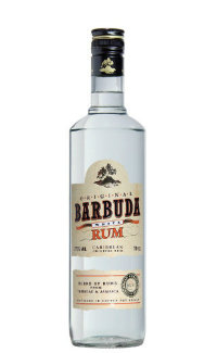 Ром Barbuda Original White 0.7 л