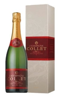 Шампанское Collet Grand Art Champagne 0.75 л