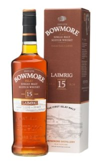 Виски Bowmore Darkest 15 Y.O. 0.7 л