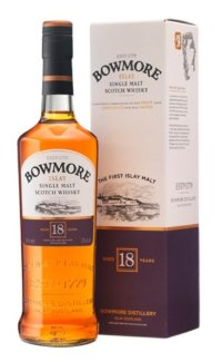 Виски Bowmore 18 years 0.7 л