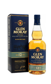 Виски Glen Moray 12 Years 0.7 л