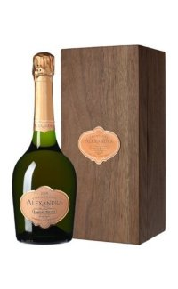 Шампанское Laurent-Perrier Alexandra Grande Cuvee Rose 2004 0.75 л