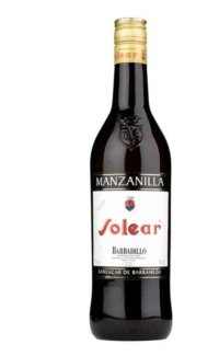 Херес Barbadillo Solear Manzanilla DO 0.75 л