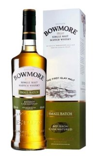 Виски Bowmore 12 Small Batch 0.7 л