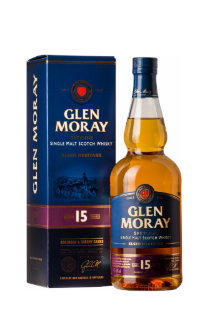 Виски Glen Moray 15 Years 0.7 л