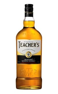 Виски Teacher's Highland Cream 0.5 л