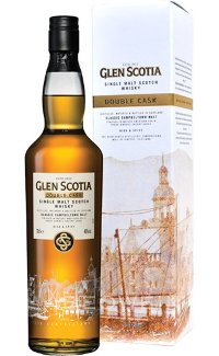 Виски Glen Scotia Double Cask 0.7 л