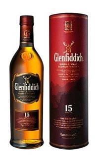 Виски Glenfiddich Malt Scotch Whisky 15 Y.O. 0.75 л