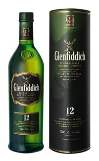 Виски Glenfiddich Malt Scotch Whisky 12 Y.O. 0.5 л