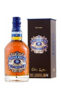 Виски Chivas Regal 18 Y.O. 0.7 л
