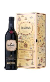 Виски Glenfiddich Age of Discovery Aged 19 Years Old Madeira Cask Single Malt 0.7 л