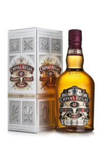 Виски Chivas Regal 12 Y.O. 0.375 л