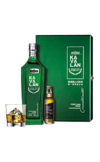 Виски Kavalan Concertmaster Port Cask Finish and Kavalan King Car Conductor