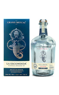 Мескаль Grand Mezcal La Escondida 0.7 л