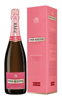 Шампанское Piper-Heidsieck Rose Brut Sauvage 0.75 л
