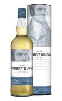 Виски Robert Burns Blend 0.05 л