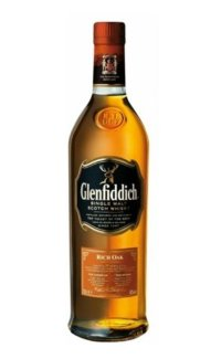 Виски Glenfiddich Rich Oak 14 Y.O. 0.7 л