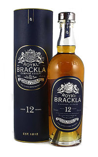 Виски Royal Brackla 12 Y.O. 0.7 л