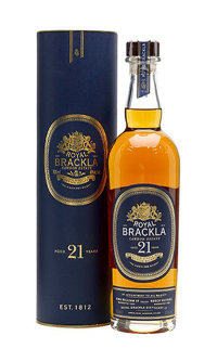 Виски Royal Brackla 21 Y.O. 0.7 л