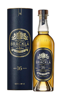 Виски Royal Brackla 16 Y.O. 0.7 л