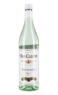 Ром Old Custer White 0.7 л