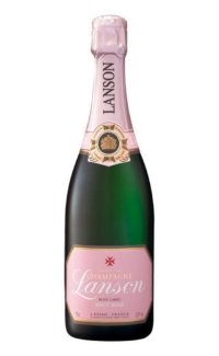 Шампанское Lanson Rose Label Brut Rose 0.75 л
