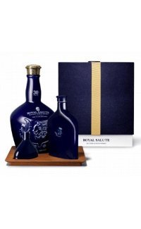 Виски Chivas Regal Royal Salute Flask Edition 30 Y.O. 0.7 л