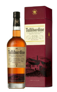 Виски Tullibardine 228 Burgundy Finish 0.7 л