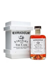 Виски Edradour Straight from The Cask Barolo cask finish 2002 0.5 л