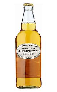 Сидр Henney's Herefordshire Dry 0.5 л