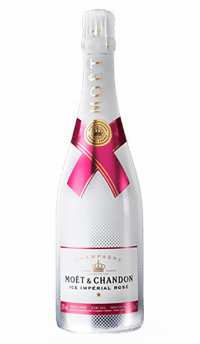 Шампанское Moet & Chandon Ice Imperial Rose 0.75 л