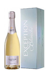 Шампанское Champagne Mailly Grand Cru Exception Blanche Blanc de Blanc 2007 0.75 л