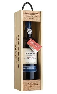 Портвейн Warre's Late Bottled Vintage Port 2004 0.75 л
