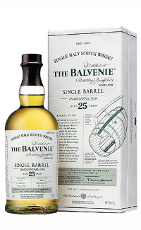 Виски Balvenie Single Barrel 25 Y.O. 0.7 л