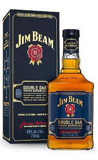 Виски Jim Beam Double Oak 0.7 л