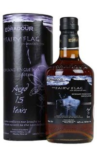Виски Edradour Fairy Flag 15 years 0.7 л