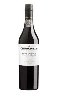 Портвейн Churchill's 20 Years Old Tawny Port 0.5 л