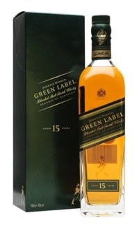 Виски Johnnie Walker Green Label 0.7 л