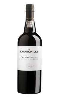 Портвейн Churchill's Crusted Port 2005 0.75 л