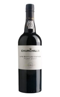 Портвейн Churchill's Late Bottled Vintage Port 2007 0.75 л