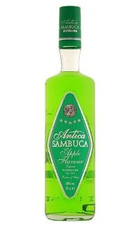 Самбука Antica Sambuca Apple 0.7 л