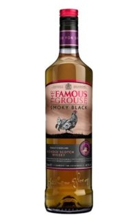 Виски The Famous Grouse Smoky Black 0.7 л