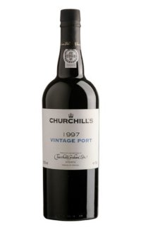 Портвейн Churchill's Vintage Port 1997 0.75 л