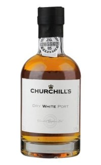 Портвейн Churchill's White Port Dry Aperitif 0.2 л