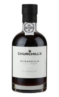 Портвейн Churchills 10 Years Old Tawny Port 0.2 л
