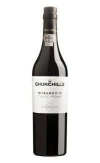 Портвейн Churchills 10 Years Old Tawny Port 0.5 л