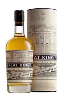 Виски Compass Box The Great King Street Artist's Blend 0.5 л