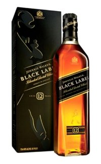 Виски Johnnie Walker Black Label 0.5 л