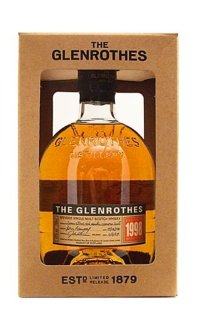 Виски Glenrothes Single Speyside Malt 1998 0.7 л