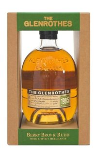 Виски Glenrothes Single Speyside Malt 1995 0.7 л
